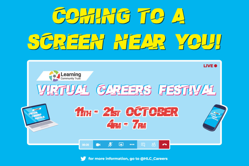 """Featured image for """"LCT Virtual Careers Festival 2021"""""""