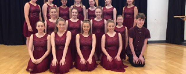 Fantastic success for HLC Dance Company